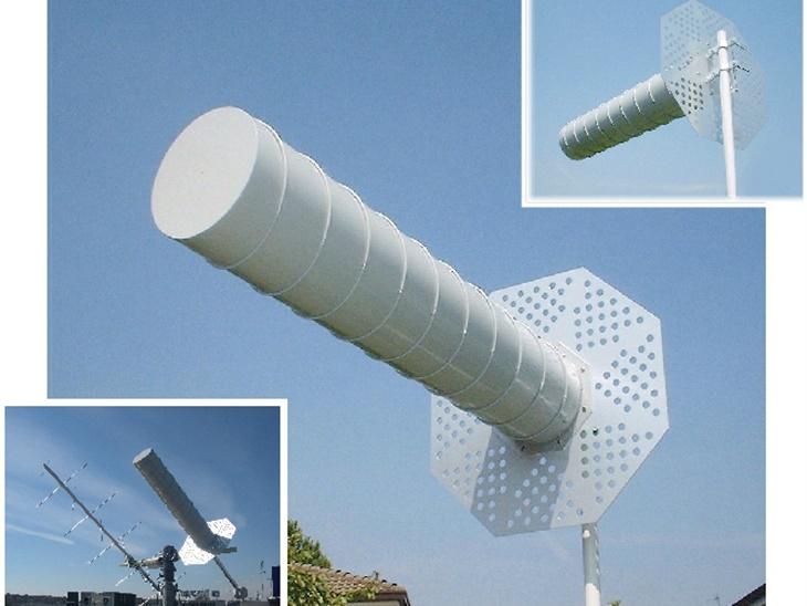 Progettazione Antenne Polarizzazione Circolare