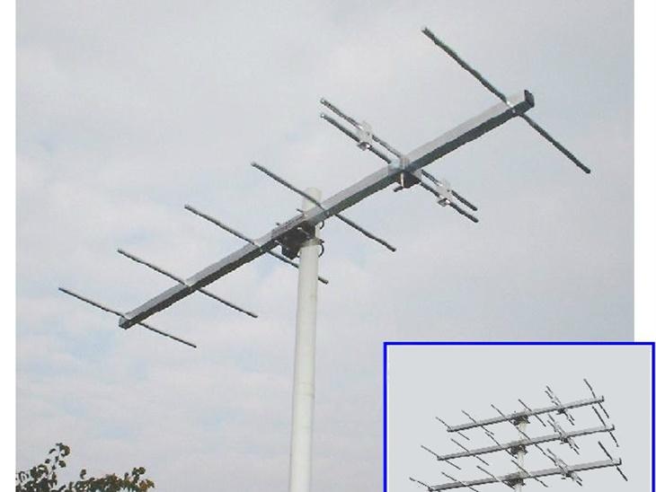 Progettazione e Produzione Antenne Direttive UHF/VHF